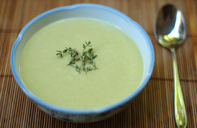 pineapple diet celery soup