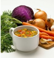 vegetable soup diet